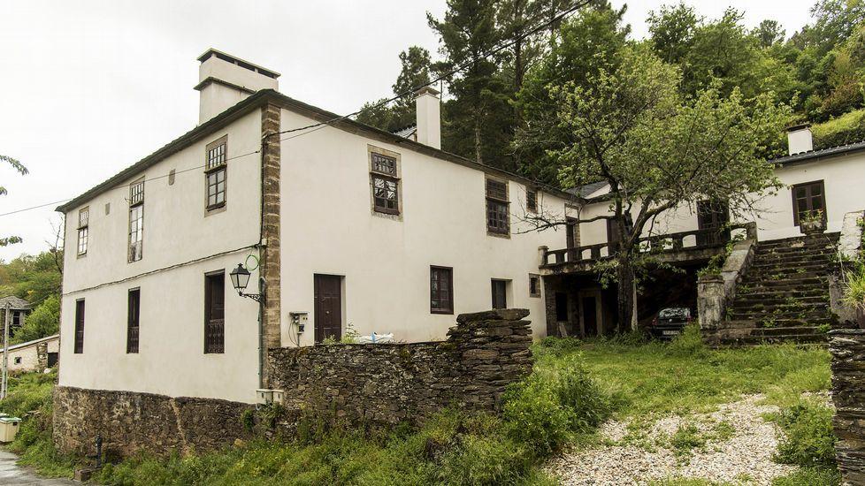 La llamada casa palacio de la familia Campomanes sirvió como hospedaje
