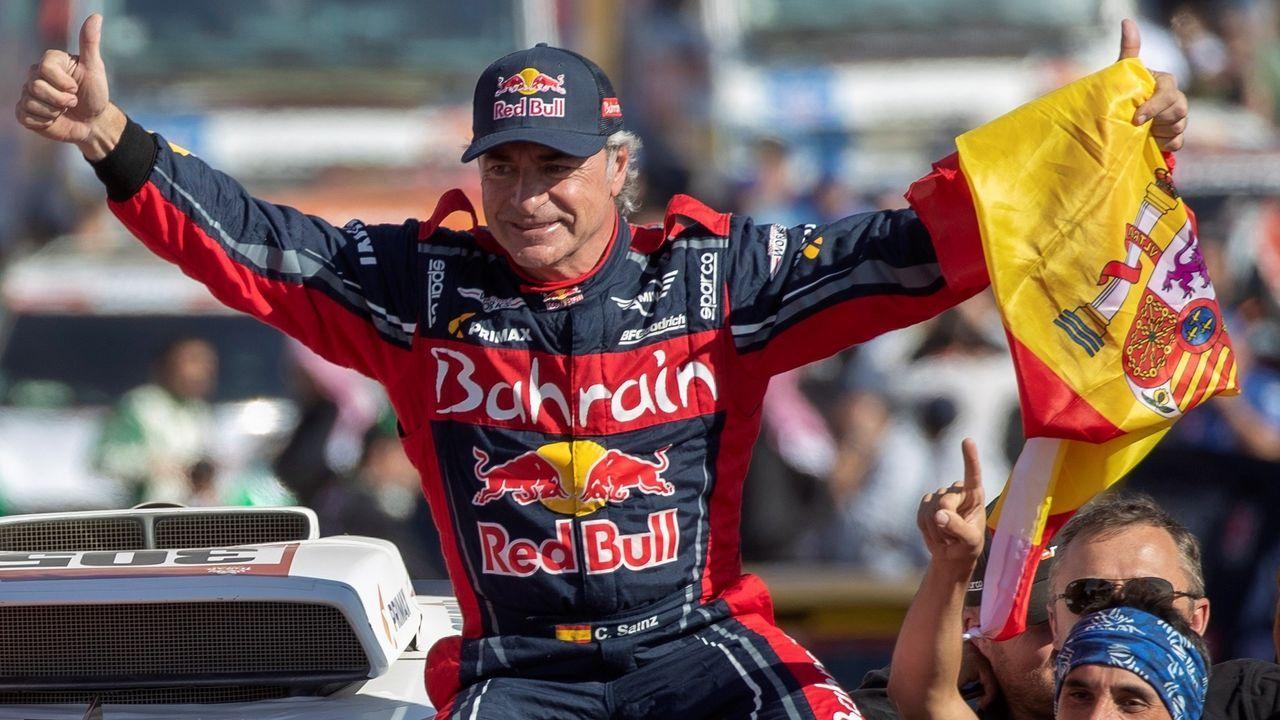 El piloto Carlos Sainz, considerado la primera gran leyenda del automovilismo español, recogerá en Oviedo este viernes el Premio Princesa de Asturias de los Deportes 2020
