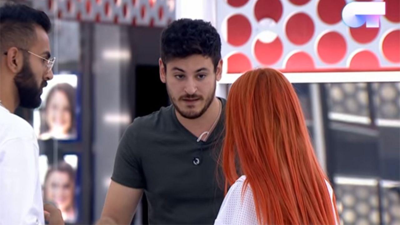 Discusión entre Cepeda y Juan Antonio en «Operación Triunfo»