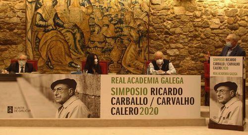 O simposio celébrase na sede central da Real Academia Galega, na coruñesa rúa Tabernas