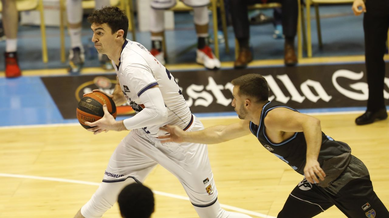 EN DIRECTO: Habrá público en los partidos de la Liga y la ACB en «territorios en fase 1 de pandemia».Gary McGhee, finalista en el 2015, ante el Palencia.