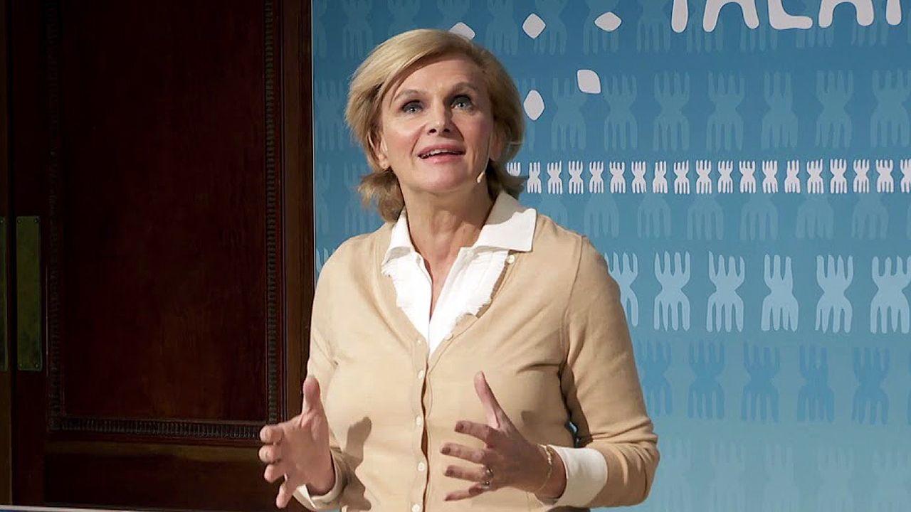 La directora de Salud Pública de la Organización Mundial de la Salud (OMS), la asturiana María Neira,.