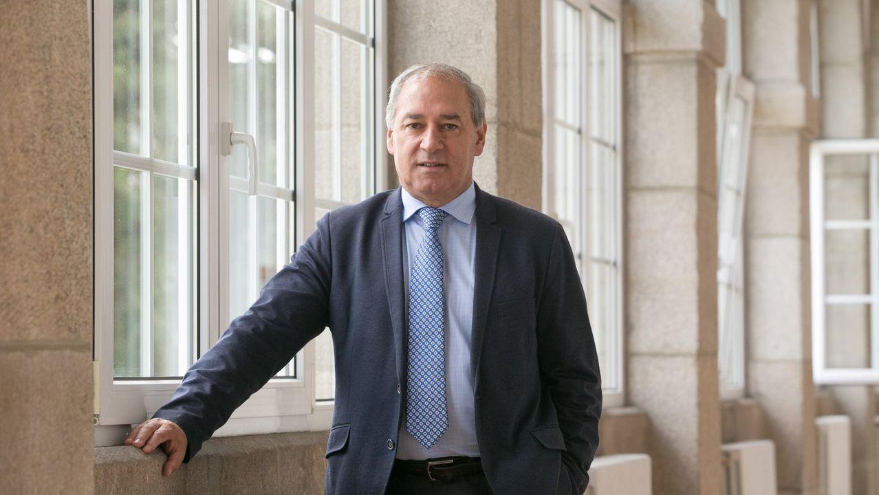 Antonio Nieves Ferreiro, en un fotograma del documental  Narote