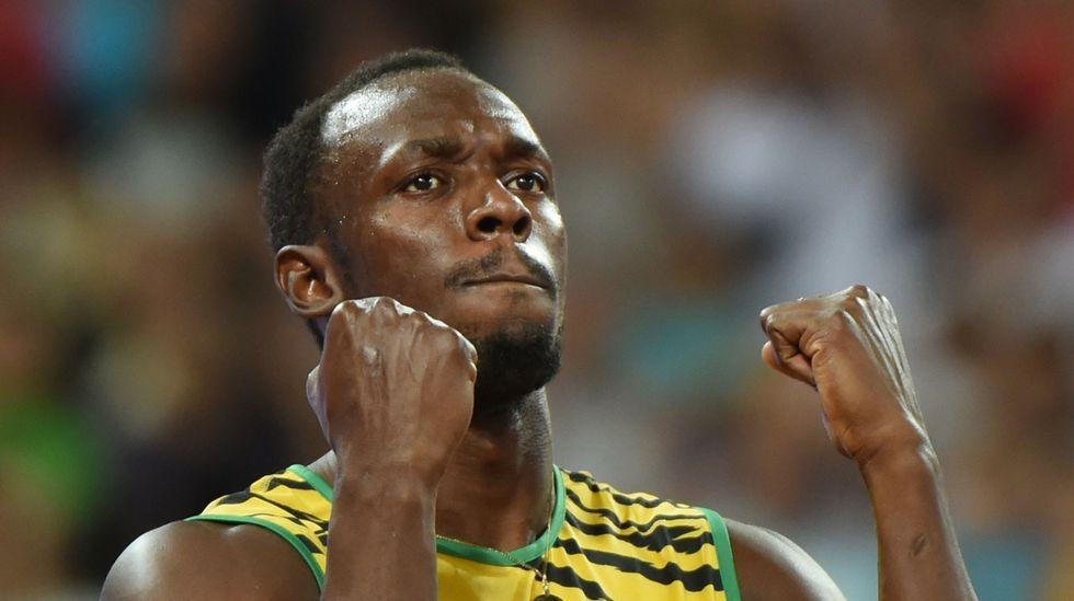 La victoria de Bolt sobre Gatlin en China