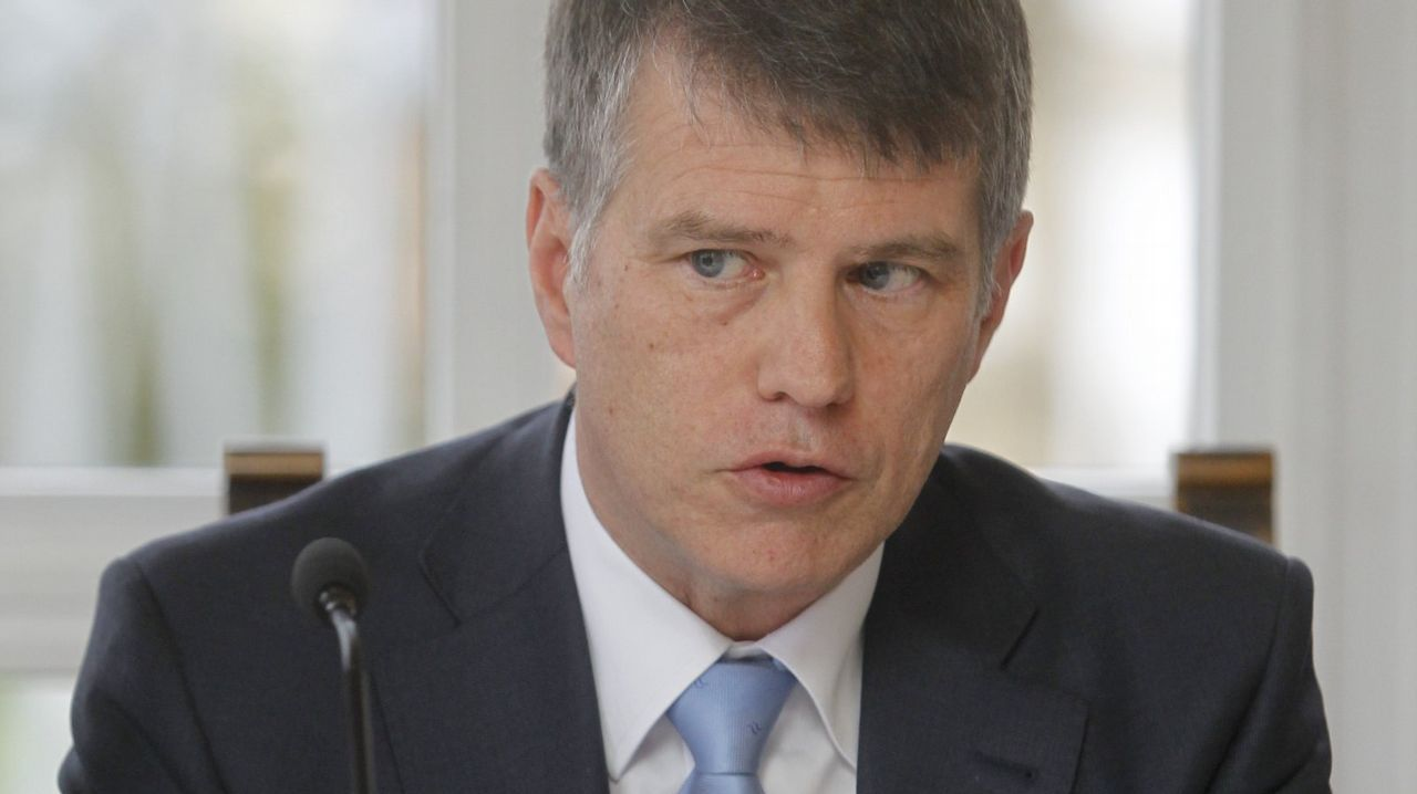 Galicia cumple ya exigencias energéticas de la UE para el 2030.Rafael Suárez, actual director de Navantia Fene-Ferrol