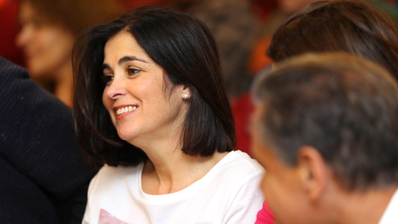 Darias y Rodríguez Uribes, los nuevos ministros de Política Territorial y Cultura.Verónica Martínez es inspectora en excedencia