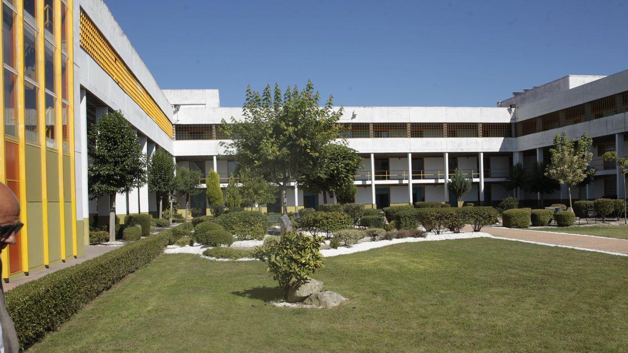La prisión de Pereiro de Aguiar tiene suspendidos actualmente los cursos y programas por la crisis del coronavirus.