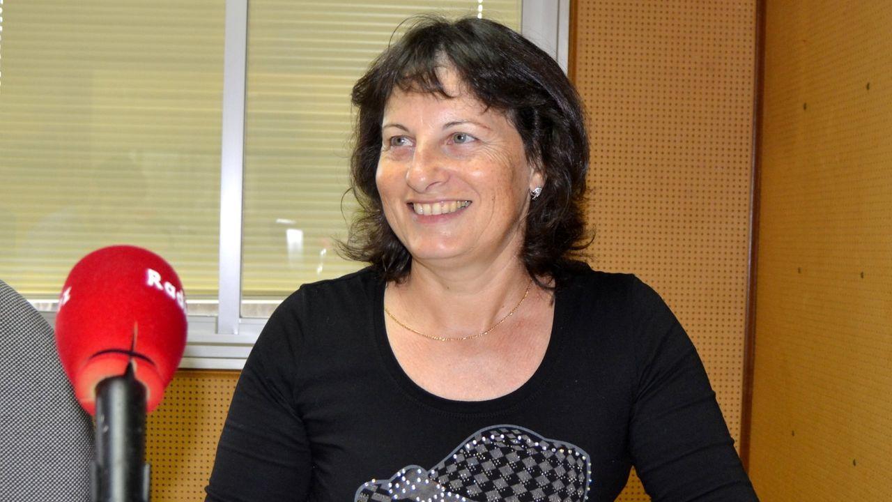 Valdeorras celebra la Feira do Viño.Clarisa Couto