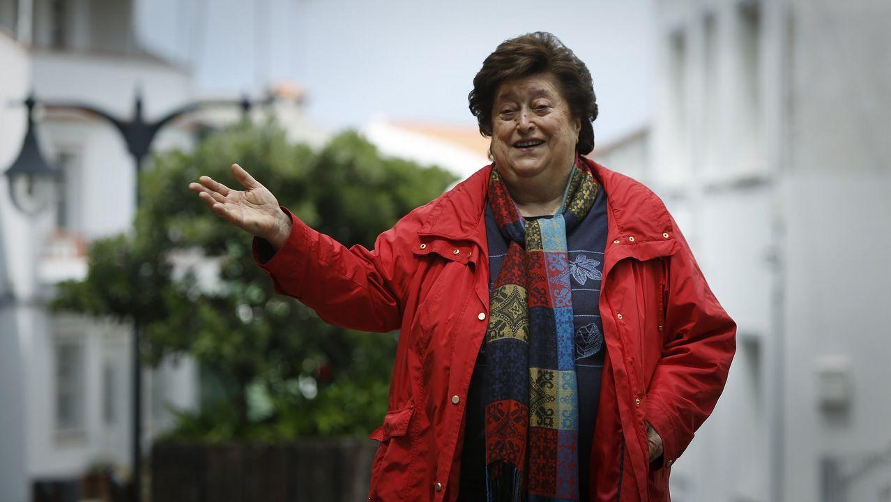Los mejores momentos de José Pinto con Los Lobos en «Boom».Esther Pita entró en la política municipal en 1979 como concejala de Oleiros