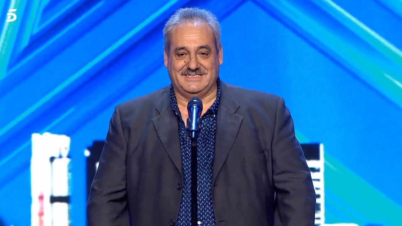 Juan, «el sintetizador humano» de Got Talent