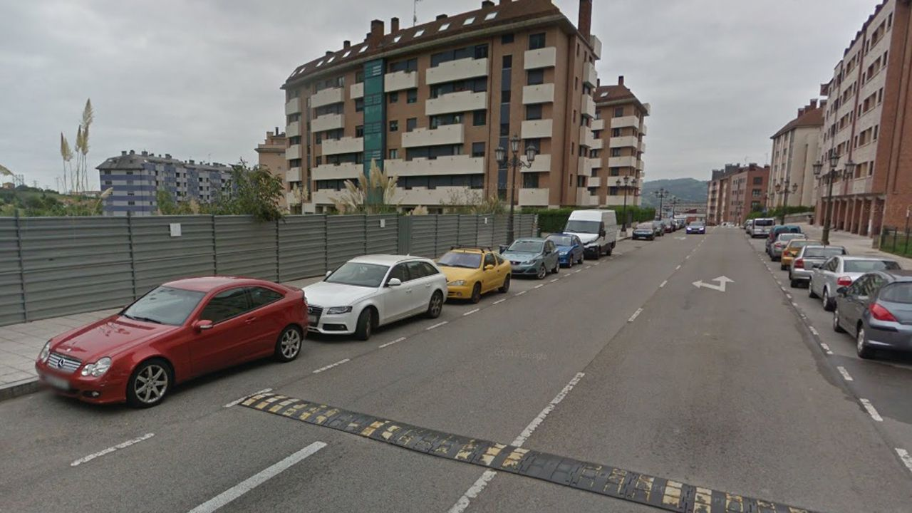 Calle Santiago de Compostela (Ciudad Naranco)