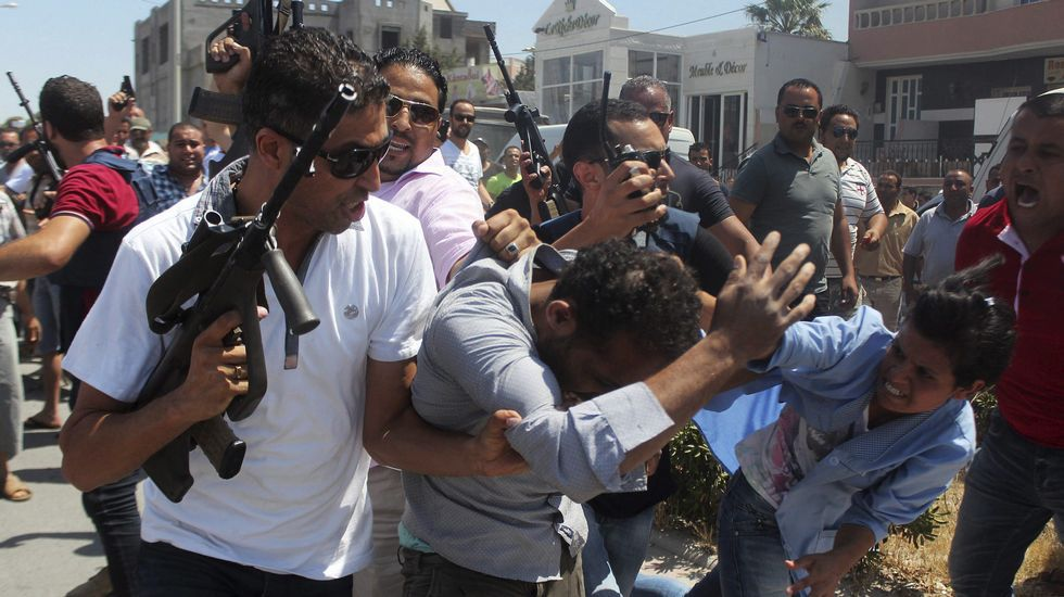 El terrorismo islamista ataca Túnez, Francia y Kuwait