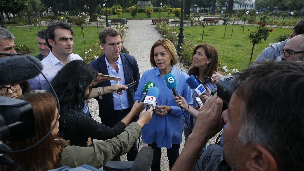 El acto de apertura del curso académico en las universidades gallegas