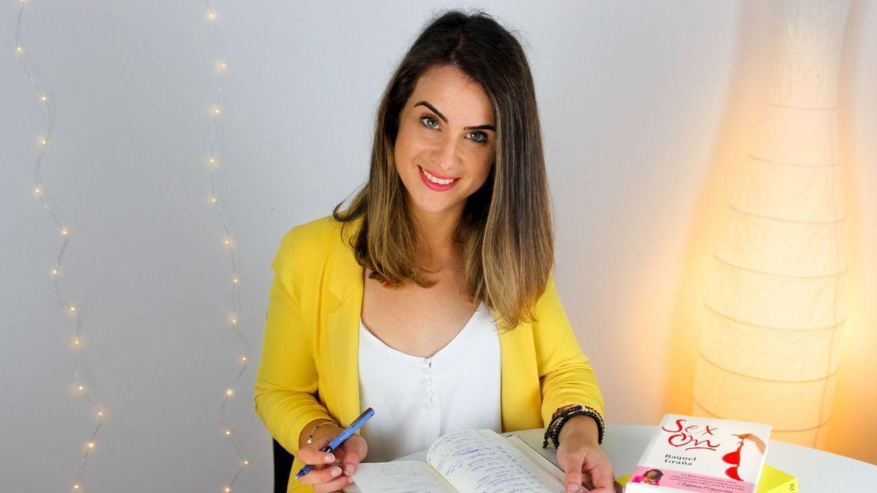 La psicóloga y sexóloga gallega Raquel Graña