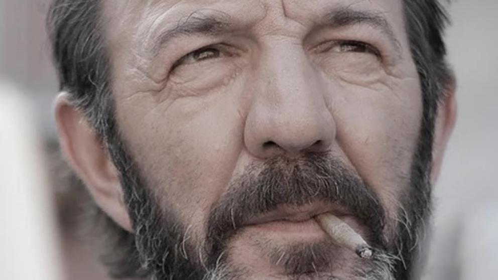 El actor asturiano José Antonio Lobato
