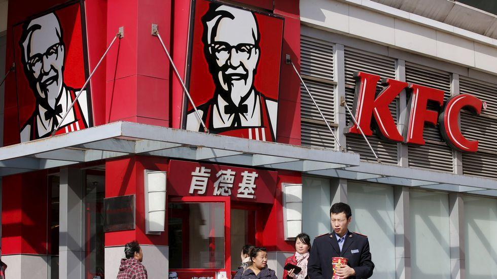 KFC en China