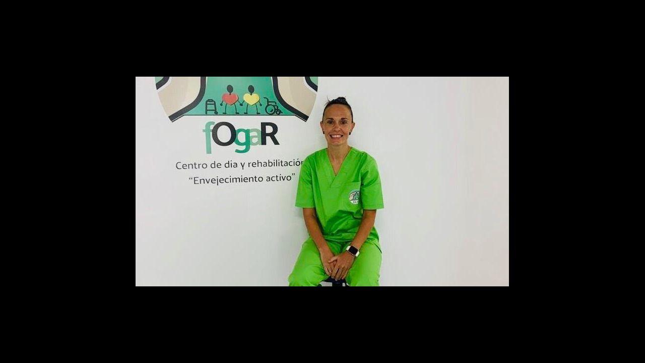 Rosana tiene un centro de día y rehabilitación en Alcorcón