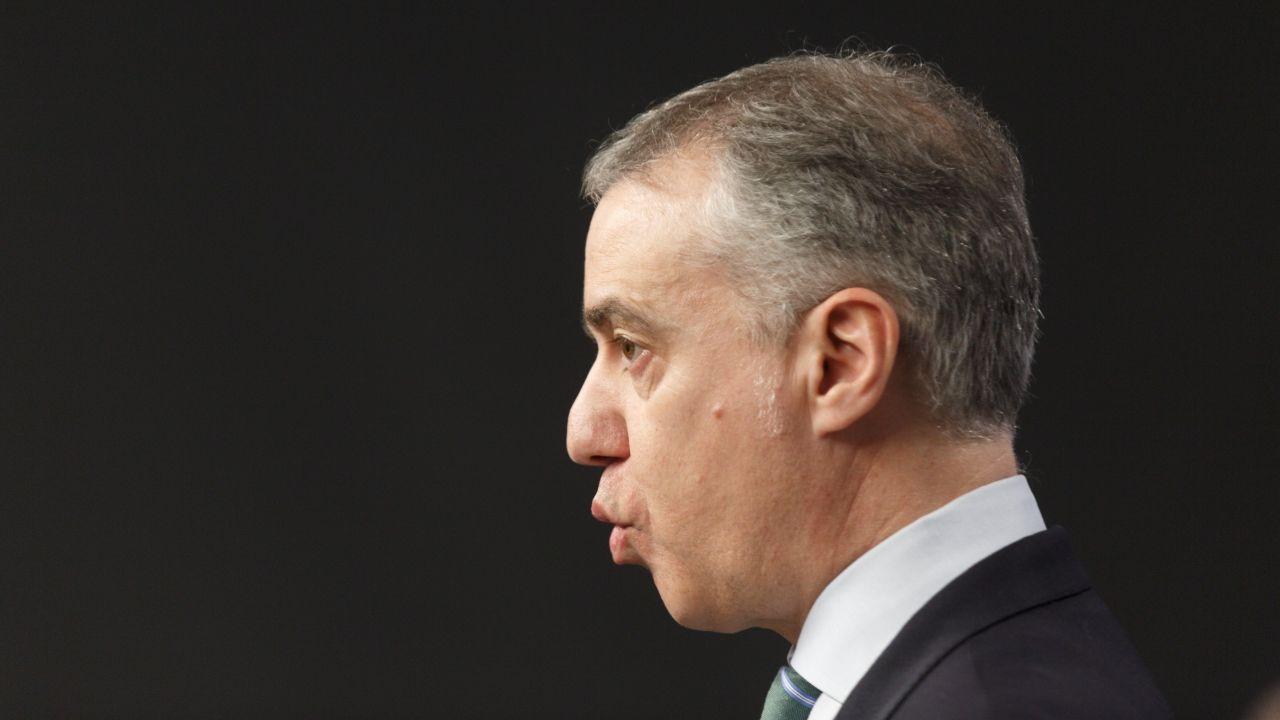 Alberto Núñez Feijóo anuncia su candidatura para aspirar a un cuarto mandato en la Xunta.El presidente de la Xunta junto al conselleiro de Medio Rural