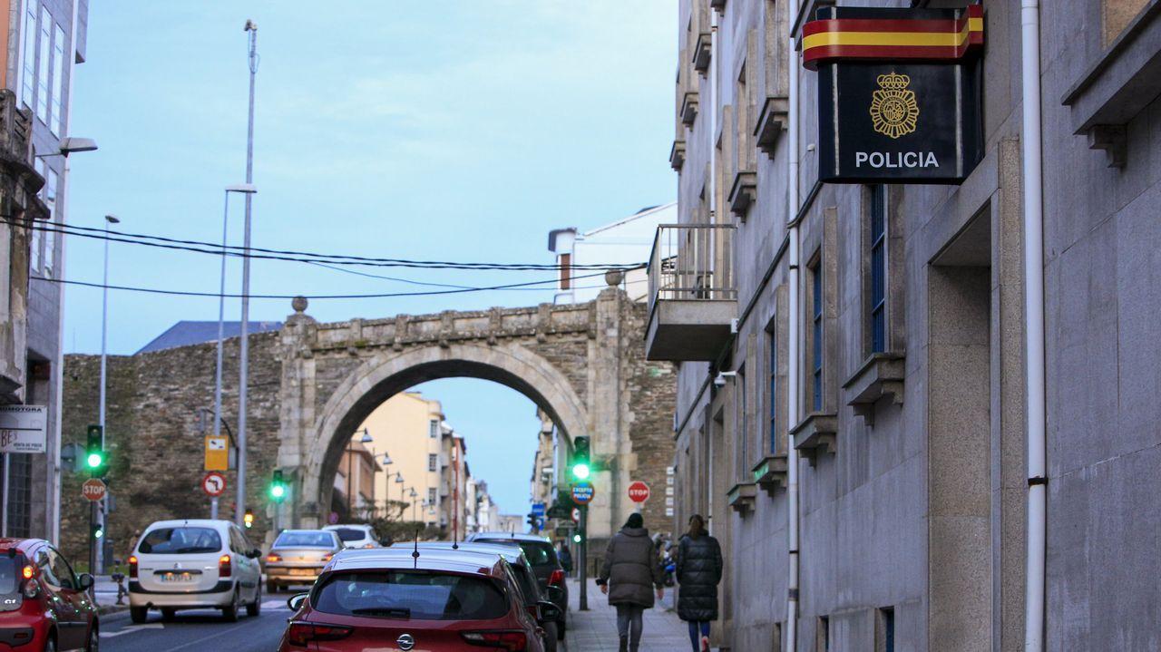 Comisaría de la Policía Nacional en Lugo