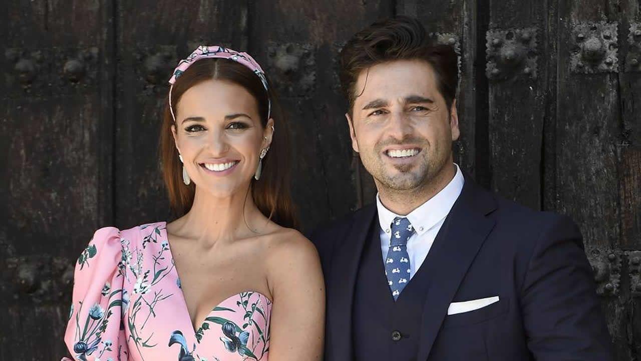 David Bustamante y Paula Echevarría ya están divorciados.Blanca Suarez y Mario Casas en una foto de archivo