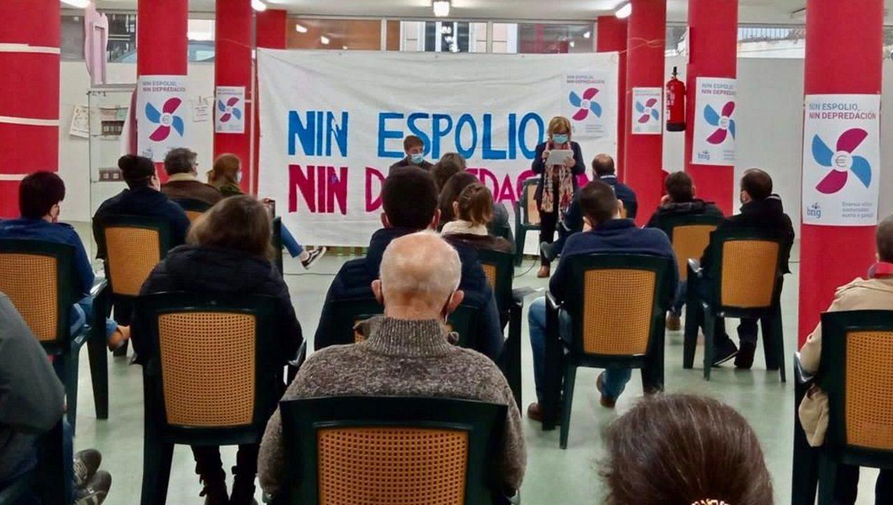 Concierto de Andrés Suárez en el auditorio Mar de Vigo dentro del festival TerraCeo.Autovía del Cantábrico A-8 a la altura del alto de O Fiouco