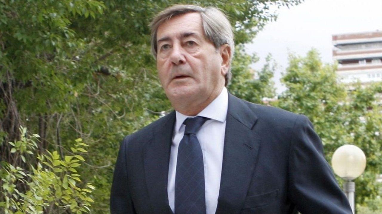 El empresario Alfonso Cortina