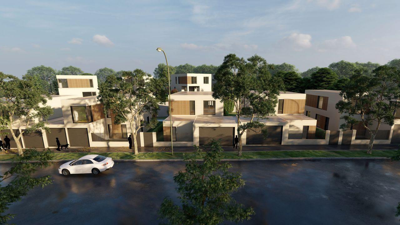 Así es la urbanización Cube Premium Galeras