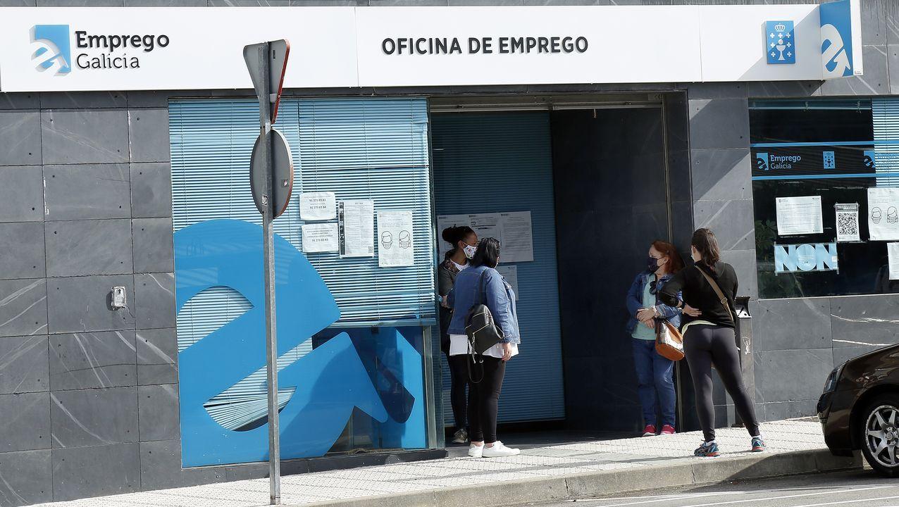 El nuevo complejo turístico O Pincheiro abre sus puertas en A Pobra.Oficina de empleo de Boiro