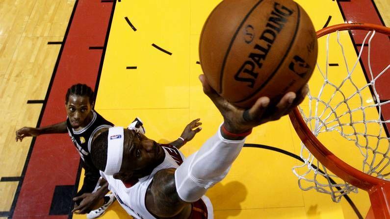 La NBA finaliza con la victoria de los Spurs