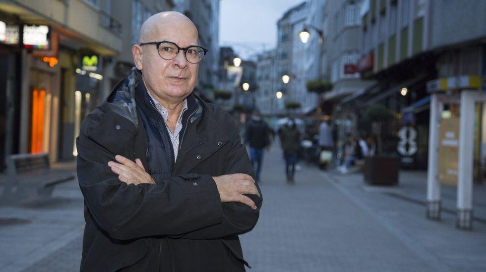 Xosé Regueira, vicepresidente de la Deputación