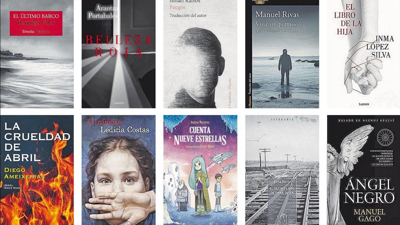 Francisco Castro ofrece na súa web a lectura de balde do primeiro capítulo da súa última novela