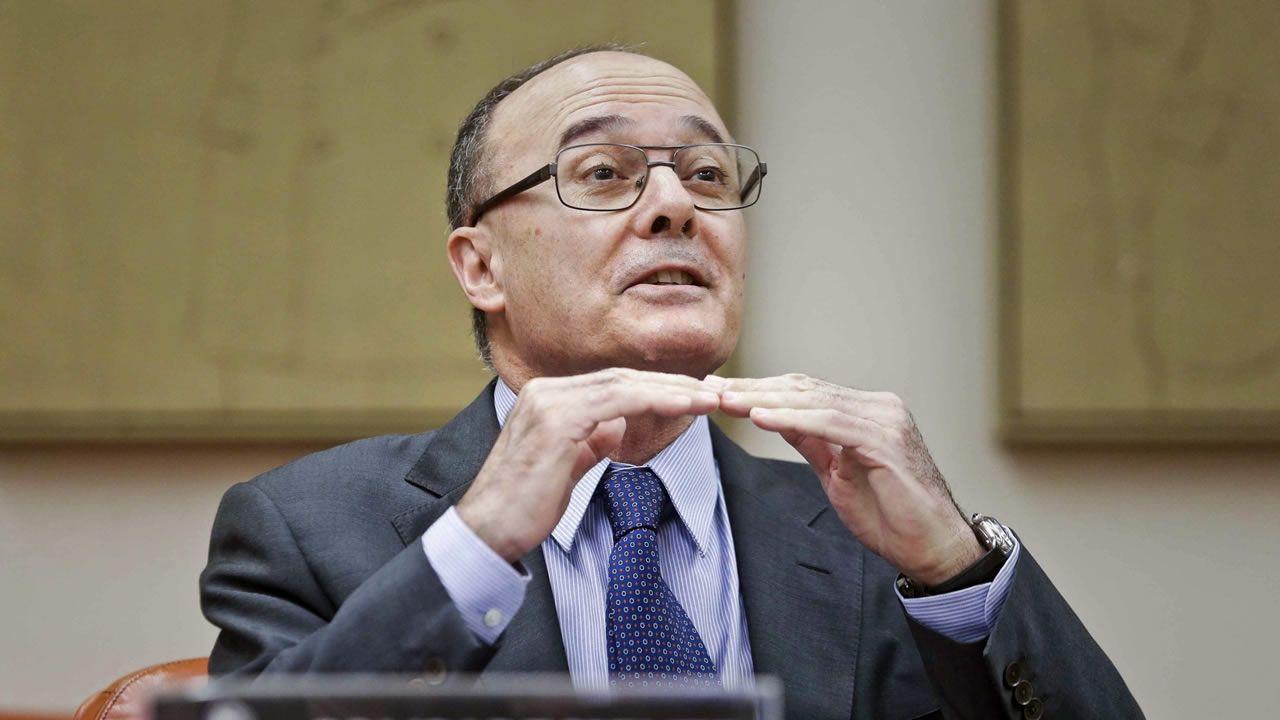 Hernández de Cos será el responsable del Banco de España a partir del 11 de junio cuando expira el mandato de Linde