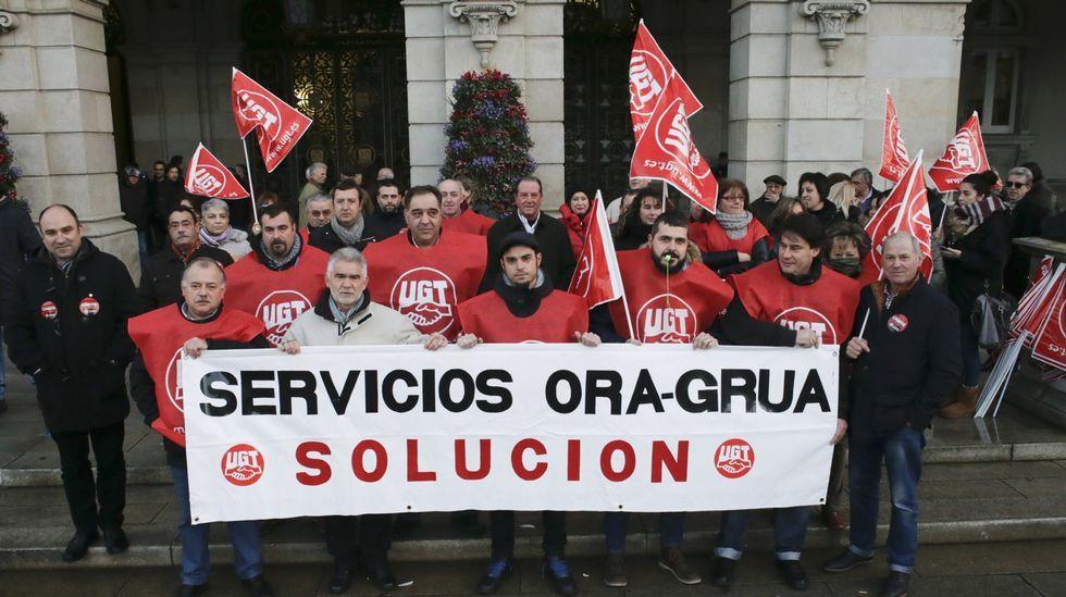 La empresa que gestiona la ORA en Ourense es Doal, que pertenece al grupo Vendex.