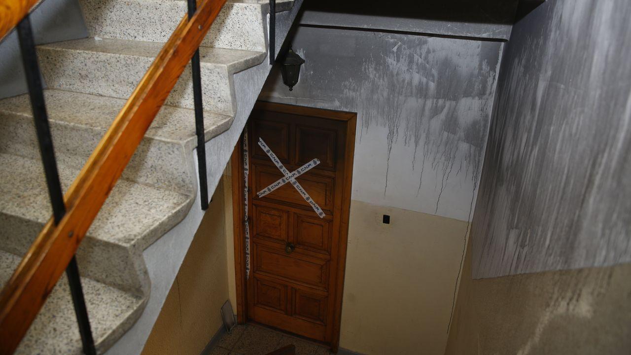 Susto en una oficina bancaria de San Andrés a causa de una colilla