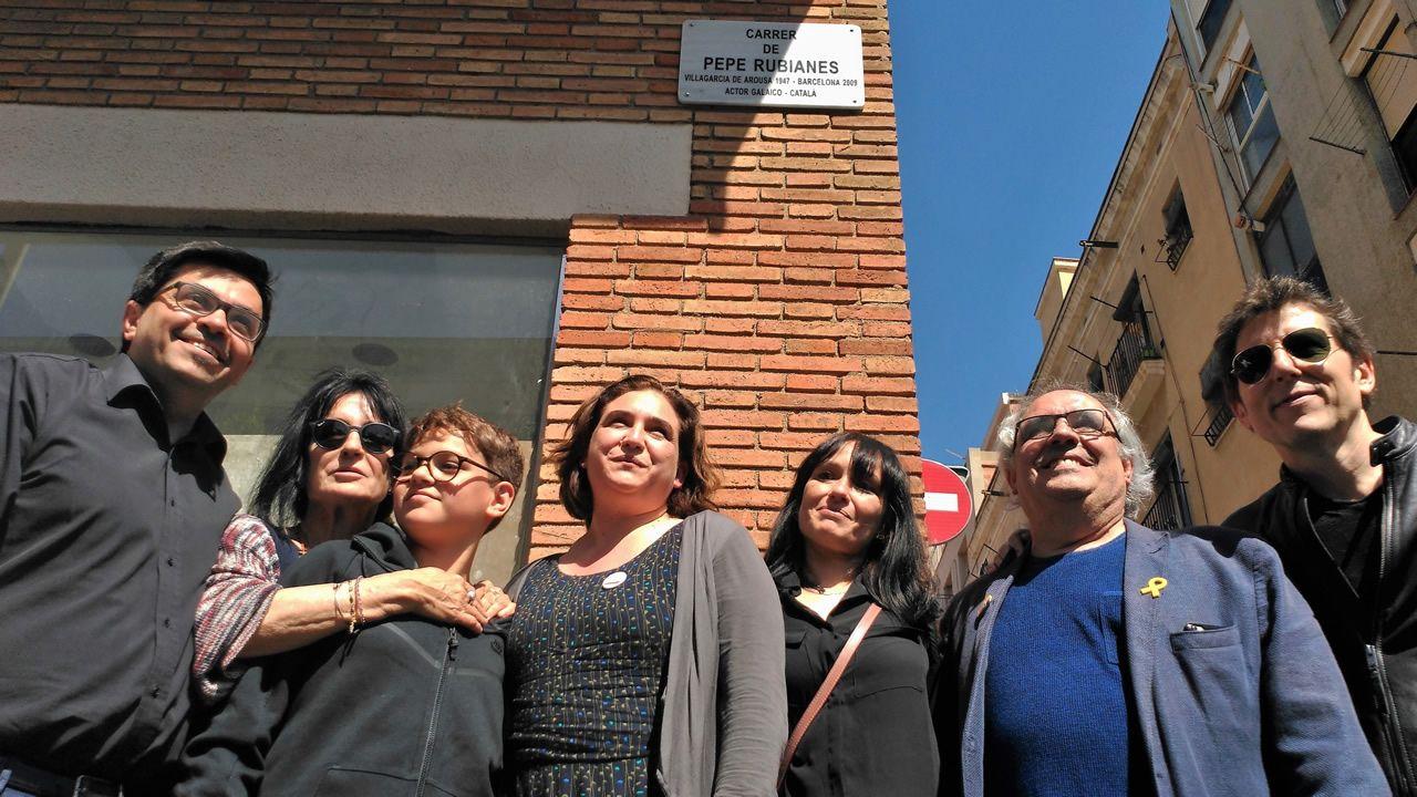 Homenaje a Pepe Rubianes en Barcelona