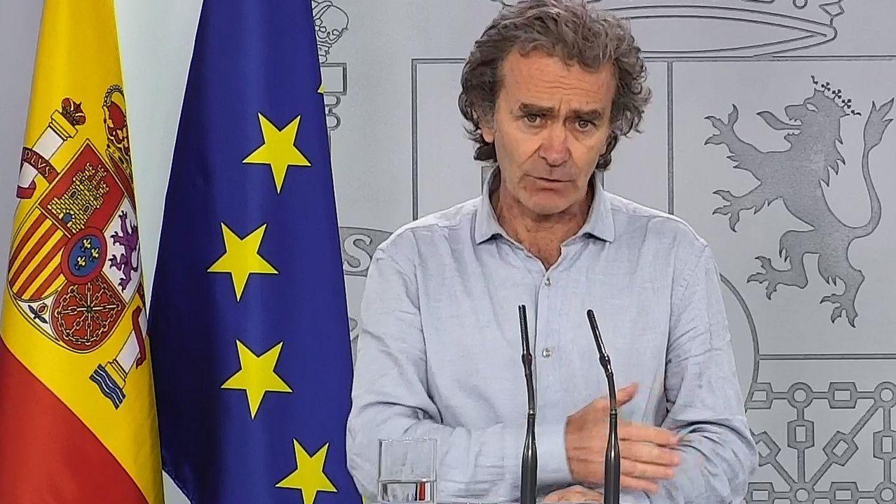 Simón: «Estamos en una situación muy favorable pero tenemos que tener mucho cuidado».La nueva norma impuesta por el Gobierno entrará en vigor este viernes 15