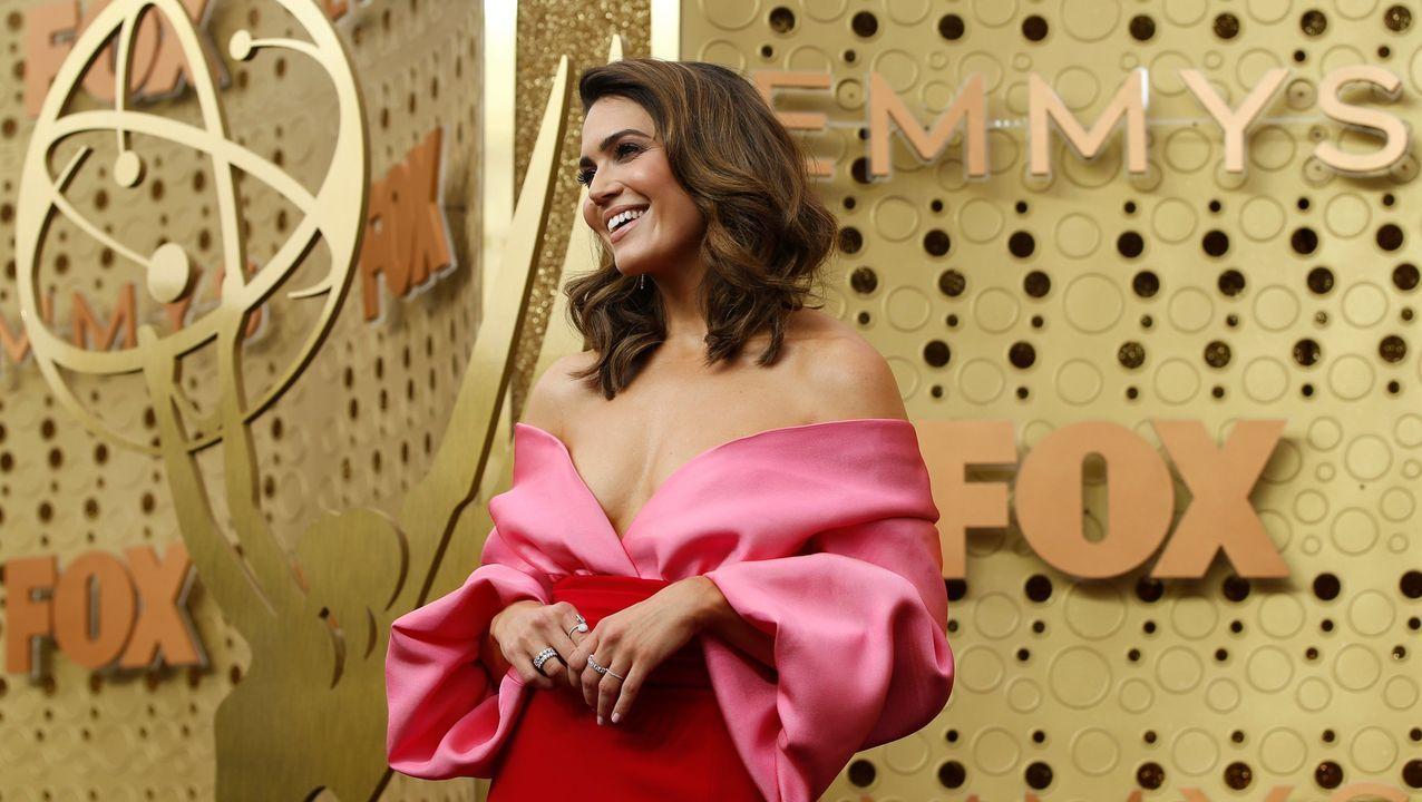 Moore, en la gala de los premios Emmy, el pasado mes de septiembre