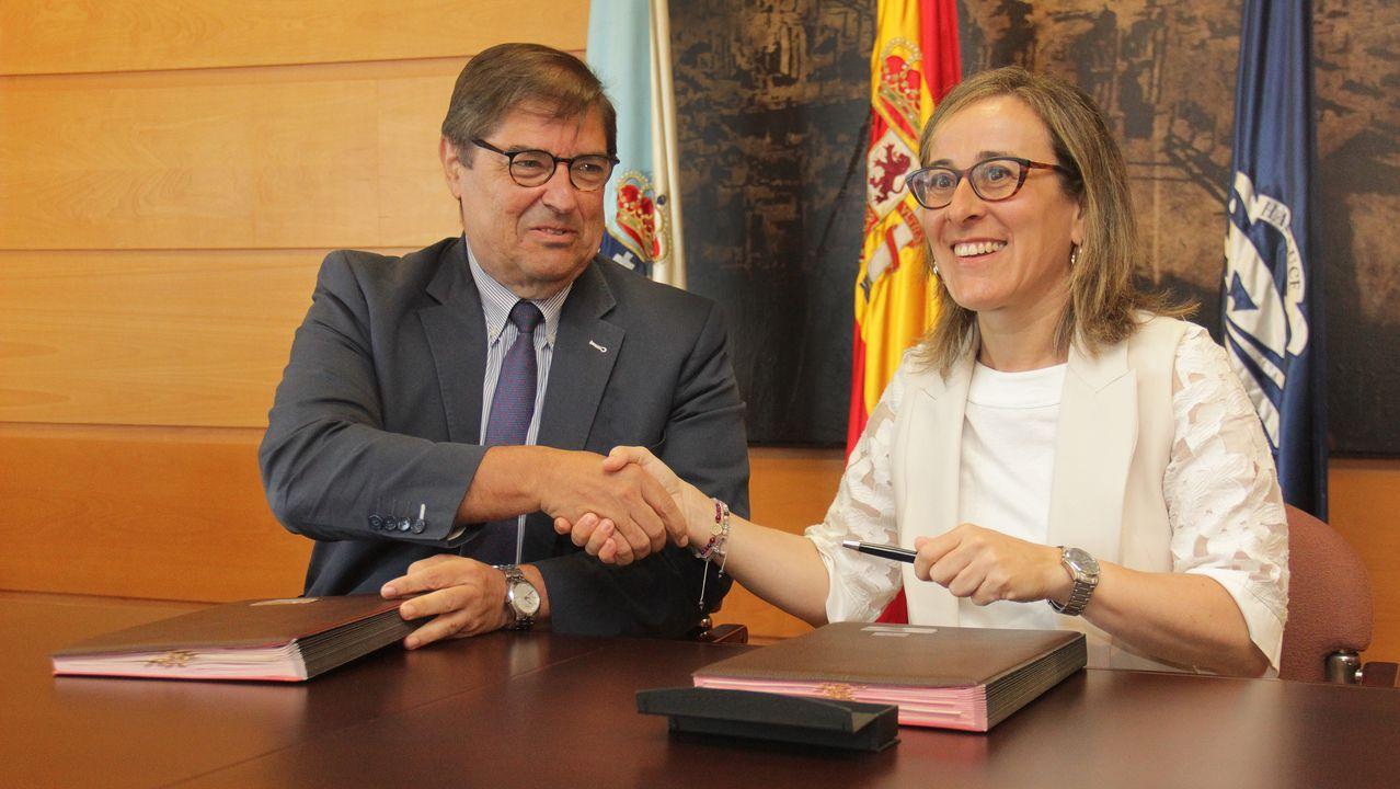 SOS por la ría de O Burgo.As Mariñas une fuerzas con A Coruña para potenciar la oferta turística en la ciudad y la comarca