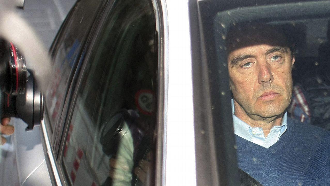 | EFE.Miguel López estata en libertad provisional desde el pasado mes de marzo tras depositar una fianza de 150.000 euros