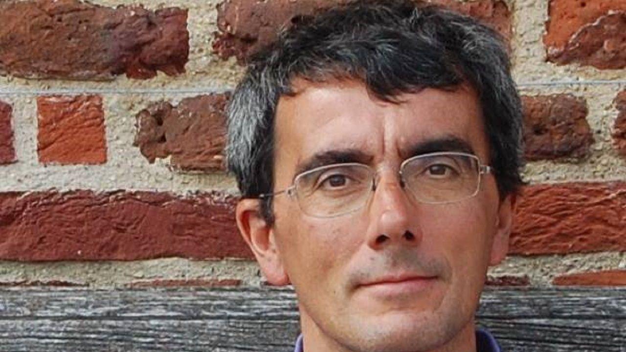 Manuel Carrero, portavoz de Imagina Un Bulevar