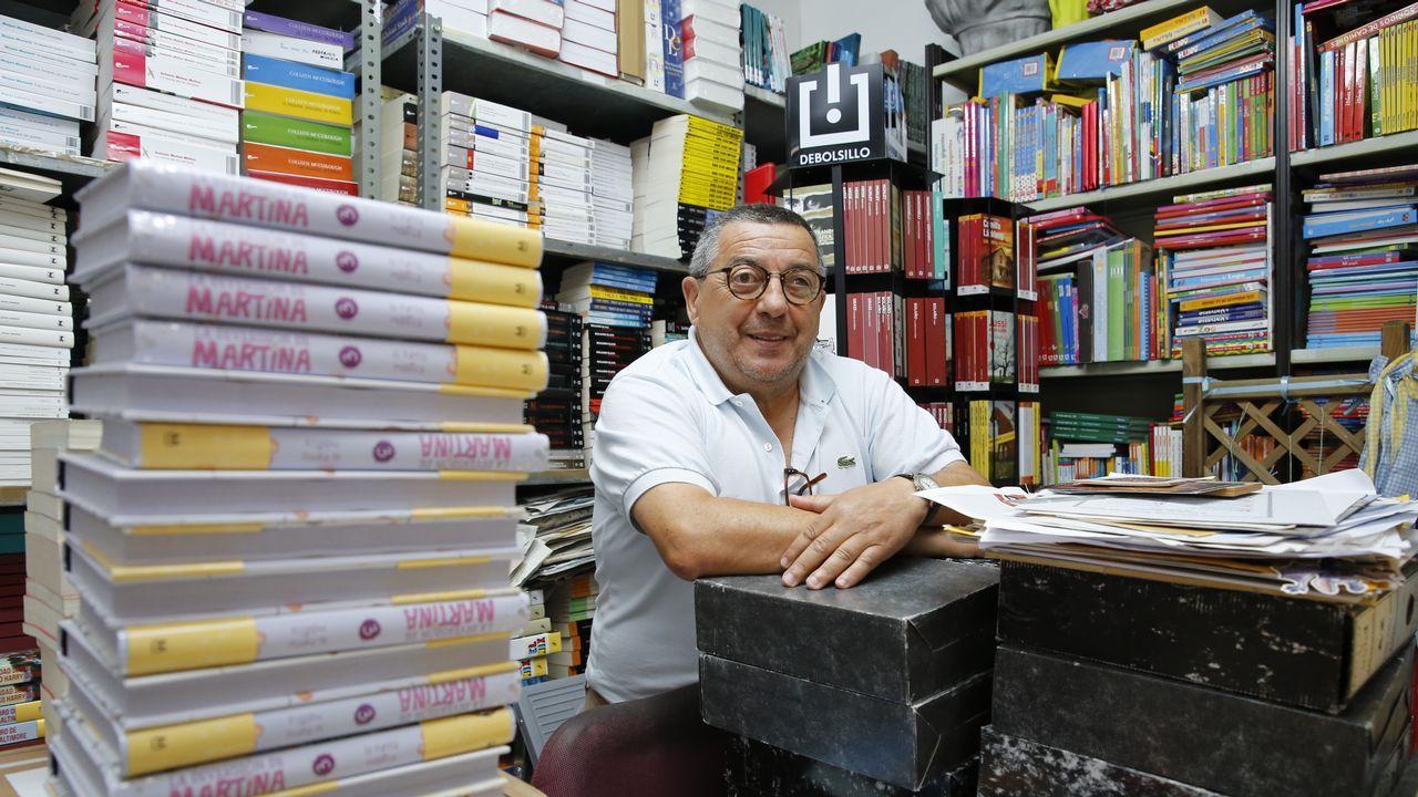 La vida en imágenes de Ignacio Blanco.Antonio Soler ha ganado por la novela «Sur»