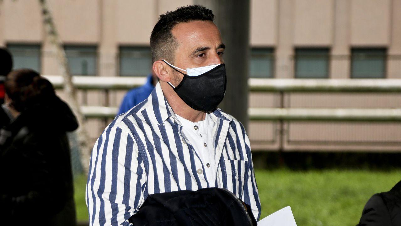 El guardia civil acusado de colaborar con los narcos acusados de robar a otros narcos.