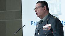 Dimite el 'número dos' de la Guardia Civil, el general Laureano Ceña