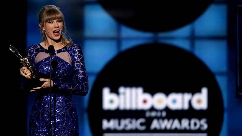 La gala, en imágenes.Marc Anthony en los premios Billboard