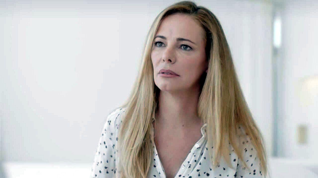 El gran susto de Paula Vázquez