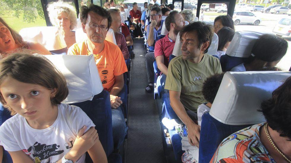 Los pasajeros han sido evacuados.