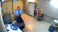 El vídeode Cristina Cifuentes tras intentar robar en un supermercado de Vallecas