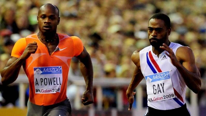 Powell y Gay, en Estocolmo