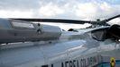 Atacado el helicóptero del presidente de Colombia