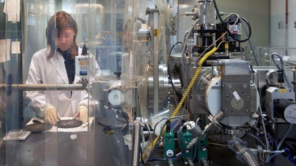 Laboratorio de Fotónica de la Fundación ITMA.Laboratorio de Fotónica de la Fundación ITMA